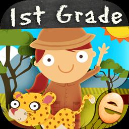 Animal First Grade Math Games Eggroll Games