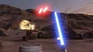 Star Wars + VR = Awesomeness