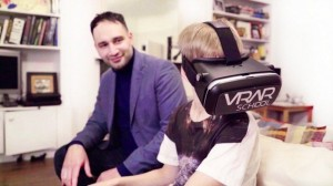 Go ahead - let your kids share the VR fun